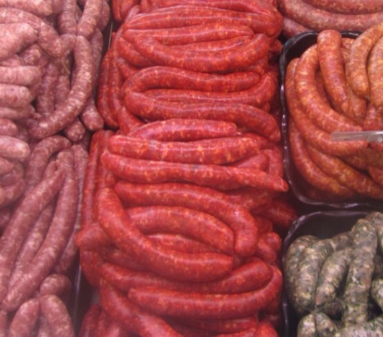 Merguez - Spicy North African Sausage