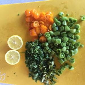 Prep - get your mise en place