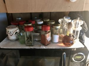Spice & Herb Overflow - It happens...