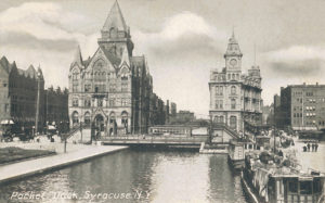 Syracuse New York, the American Venice.