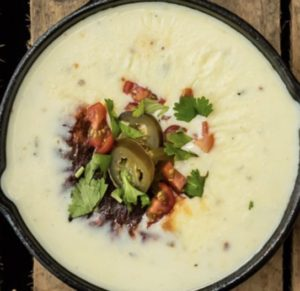 Think of Queso as a vehicle for good things