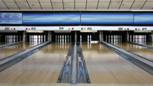 Candlepin bowling - A New England thing
