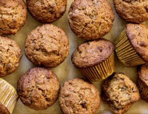 Morning Glory Muffins, a New England original