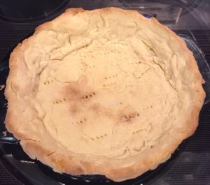 Tart, not pie crust - Pretty? No - This is development, gang.